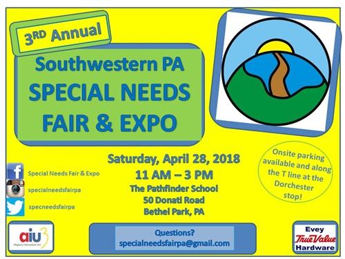 Special Needs Fair logo