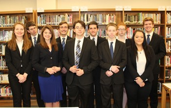 BPHS Mock Trial Team