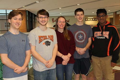 BPHS Science Bowl Team
