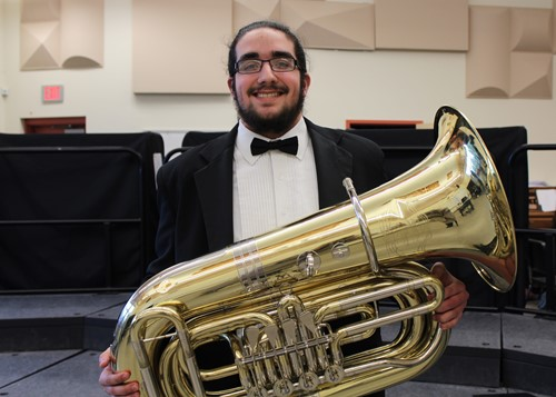 All State Band musician