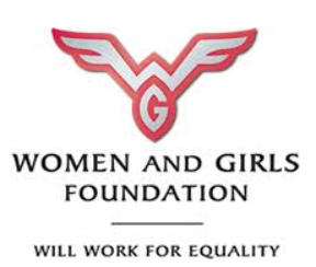 Women and Girls Foundation Logo