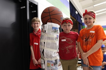 Franklin students at Gifted Challenge Cup