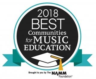 Best Communities For Music Education Logo
