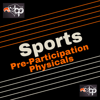Pre-Participation Physical Logo