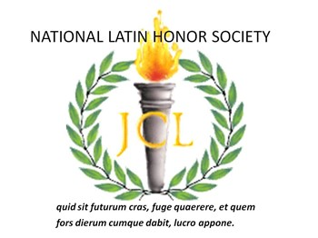 Latin Honor Society Logo