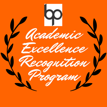 Academic Excellence Recognition Program logo