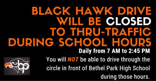 Black Hawk Drive logo