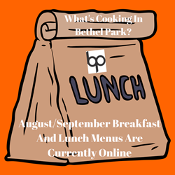 Lunch menus logo