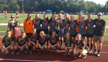 BPHS Girls Soccer Team