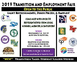 Transition Fair logo