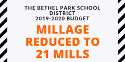 millage reduction logo