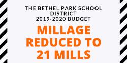 millage reduction logo
