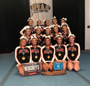 BPHS Competitive Cheerleaders