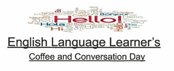 English Language Learners Day Logo