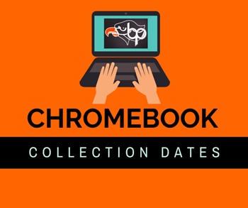 Chromebook Collection Dates Logo