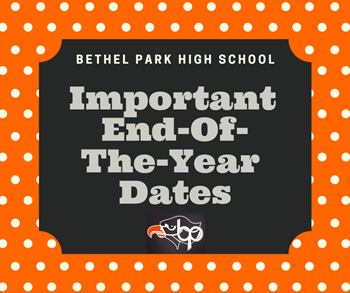 End of Year Dates Logo