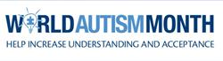 World Autism Month Logo