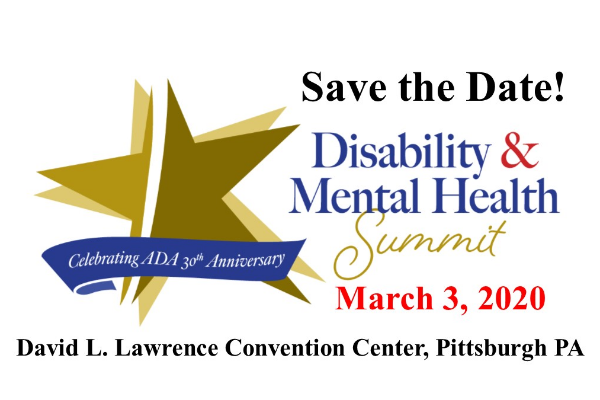 2020 Disability Summit Logo