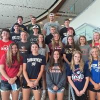 Student-Athletes Reception