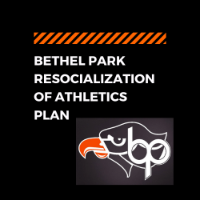 Resocialization of Athletics Plan logo
