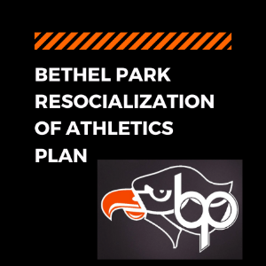 Resocialization of Athletics Plan logo