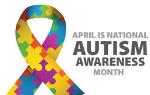 Autism Awareness Month logo