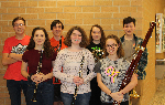 The 7 District Band musicians
