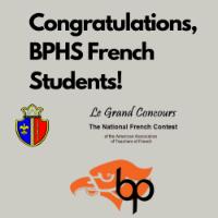 BPHS French Exam logo