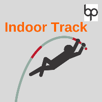 Indoor Track Logo
