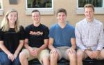 The four Keystone State Program participants