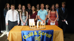 The 2019 Quill and Scroll Inductees