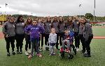 BPHS Softball Team at the Miracle League