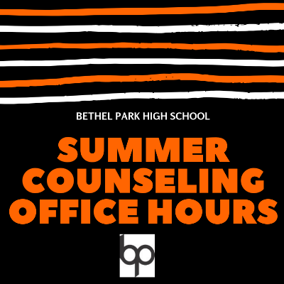 Summer Counseling Office Hours logo