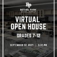 Virtual Open House Grades 7-12