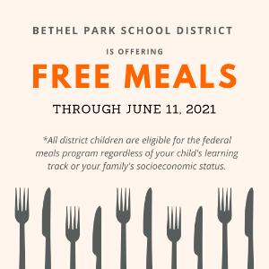 Meals End June 11