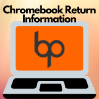 Chromebook Return Information Logo