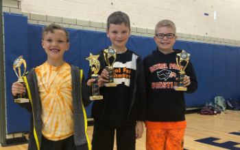 The Third Place Elementary CalcuSolve Team