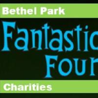 Fantastic Four Charities Logo
