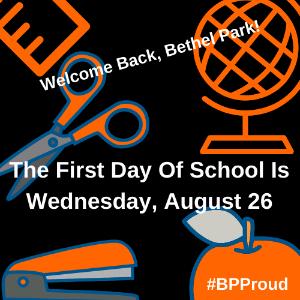 First Day logo