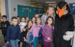 The Hawk and Miss Thomas' class