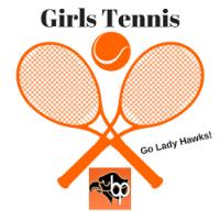 Girls Tennis Logo