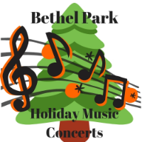 Holiday Music Concerts Logo