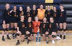 IMS Girls Volleyball Team