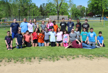 The SOARE Students at Simmons Park