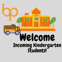 Incoming Kindergarten Students logo