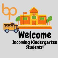 Welcome to Kindergarten logo