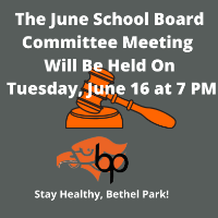 June 16 Board Meeting logo
