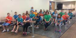 Mrs. Liberto's Class at McKeesport