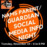 Social Media Information Night Logo