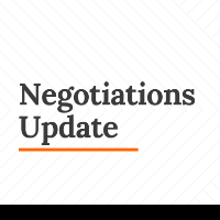 Negotiations Update